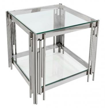 Журнальный столик Гэтсби серебро